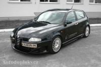 CARZONE přední nárazník SAMURAI Alfa Romeo 147 3 a 5dv. -- rok výroby 2000-04