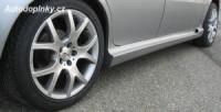 """LESTER prahové nástavce """"GTA LOOK"""" Alfa Romeo 147 5dv."""