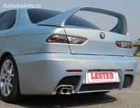 LESTER zadní nárazník Alfa Romeo 156 -- do roku výroby -2003