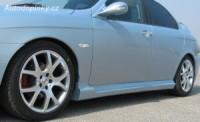 "LESTER prahové nástavce ""GTA LOOK"" Alfa Romeo 156"