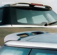 LESTER zadní spoiler kšilt s brzdovým světlem 35 LED (bez základového nástřiku-primeru) Alfa Romeo 145