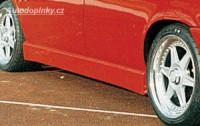 LESTER prahové nástavce Alfa Romeo 155
