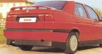 LESTER zadní spoiler pod nárazník Alfa Romeo 155