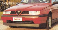 LESTER přední spoiler Alfa Romeo 155