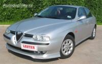 LESTER přední spoiler Alfa Romeo 156 -- do roku výroby -2003
