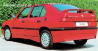 LESTER prahové nástavce Alfa Romeo 33 od roku výroby 90-